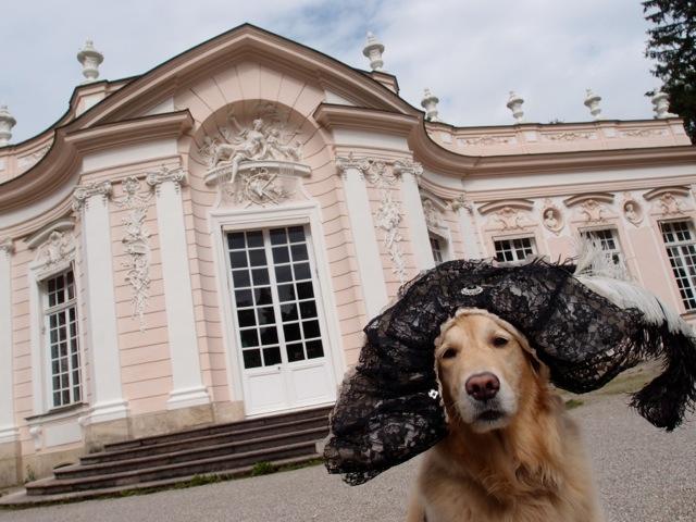 Amalienburg at Nymphenburg Palace