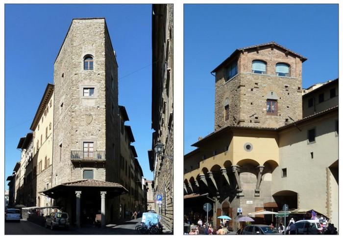 Alberti tower florence