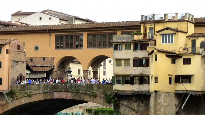 ponte vecchio big window
