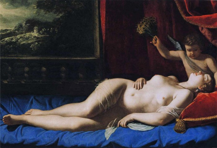 Venus and Cupid (Princeton=