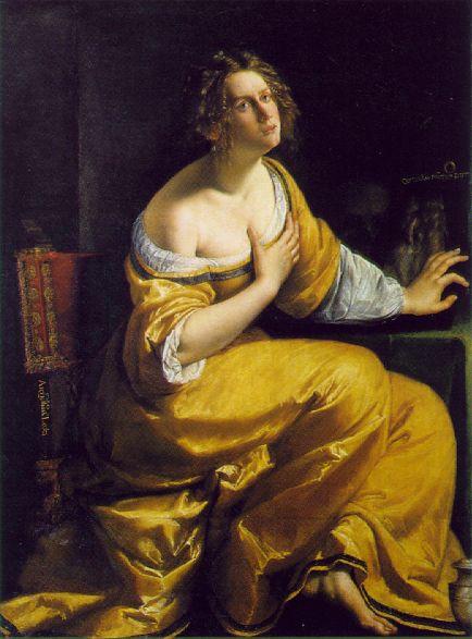 Penitent Magdalen (Pitti)