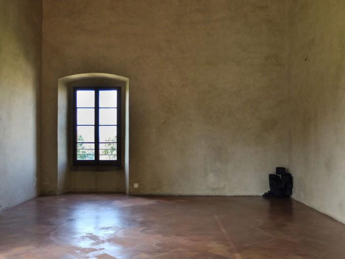 Figure in room