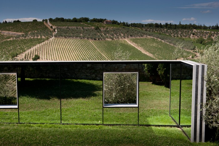 Castello di Ama. Photo from their website.