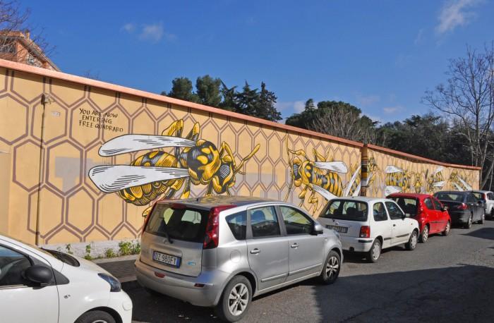 Nido di Vespe, Lucamaleonte