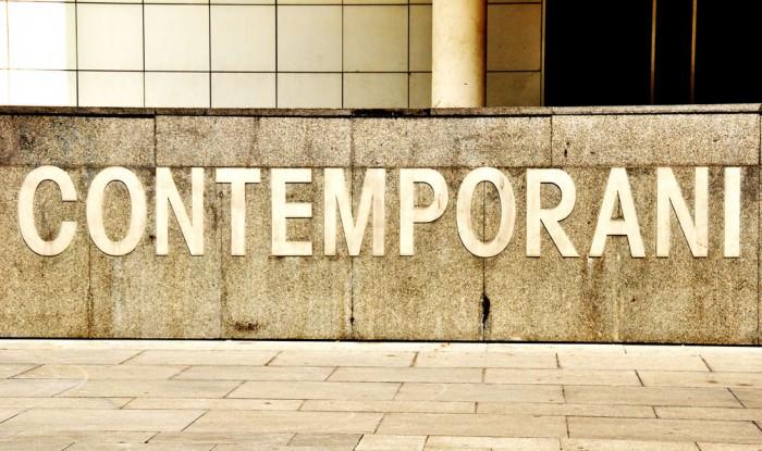 The contemporary art museum