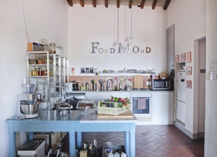 Food mood - the Conquibus kitchen
