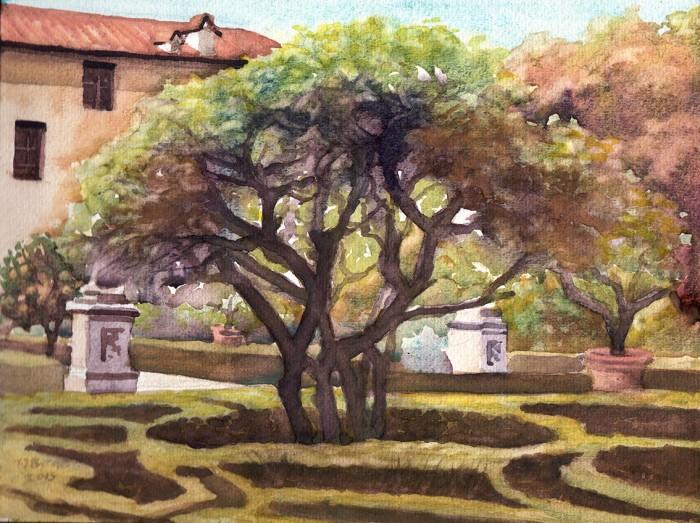 The Corsini Gardens