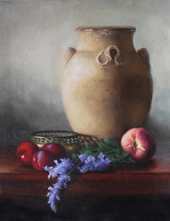 Llewellyn Matthews, Tuscan Stone Fruit