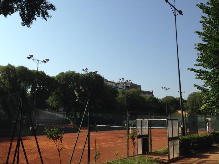 US Affrico tennis Florence