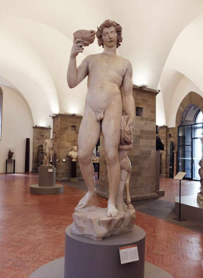 Michelangelo, Bacchus