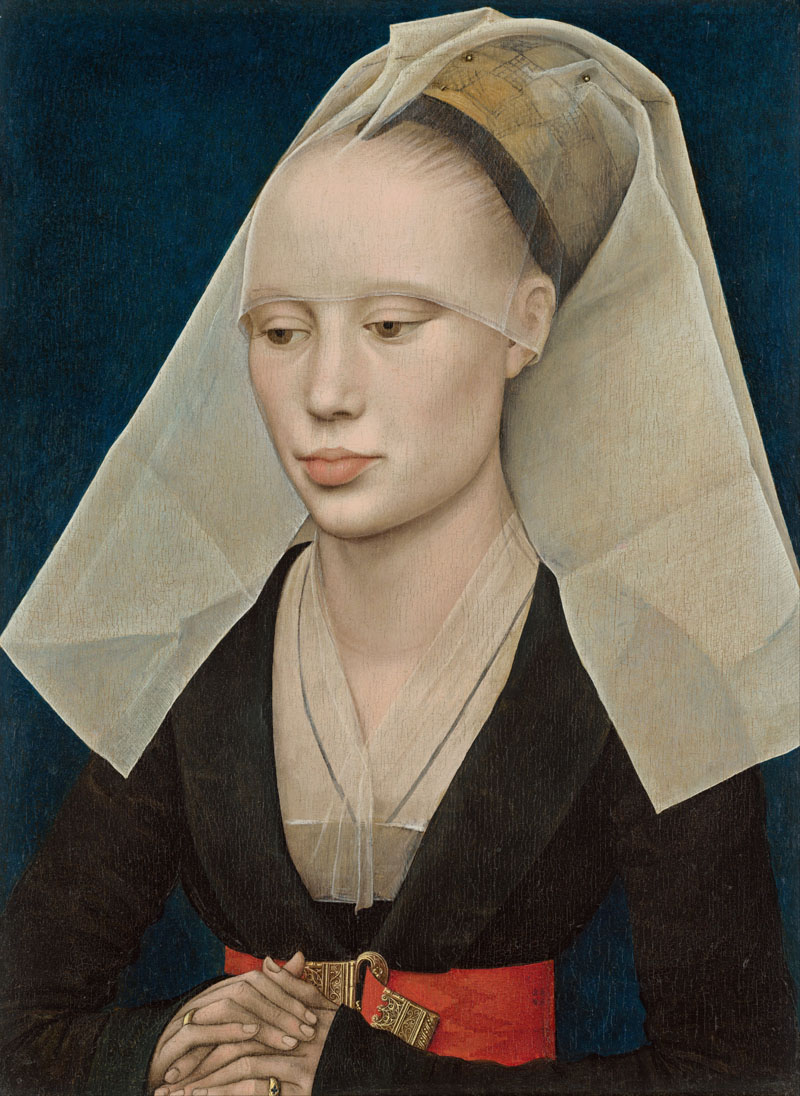 Rogier van der Weyden, portrait of a lady