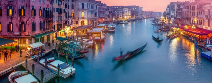 With Musement, you could book a tour of Venice!