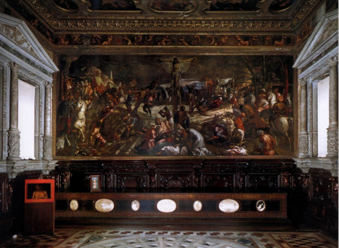 Tintoretto's The Crucifixion