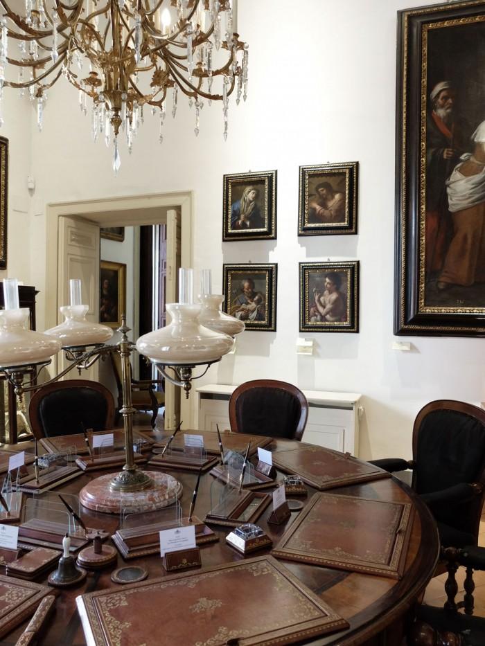 Meeting chambers of the Pio Monte della Misericordia