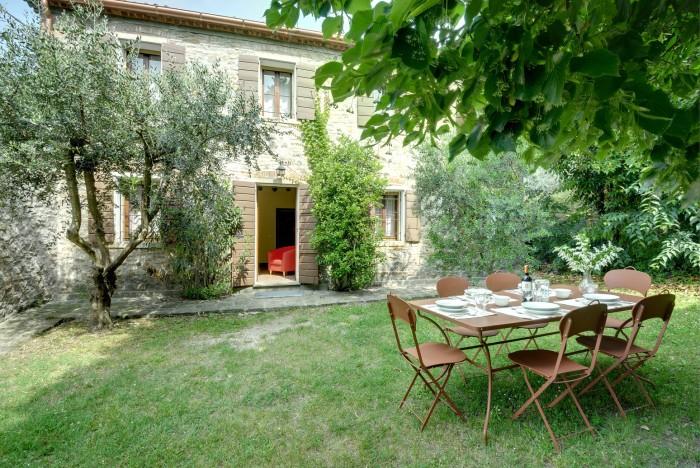Casa del prete garden