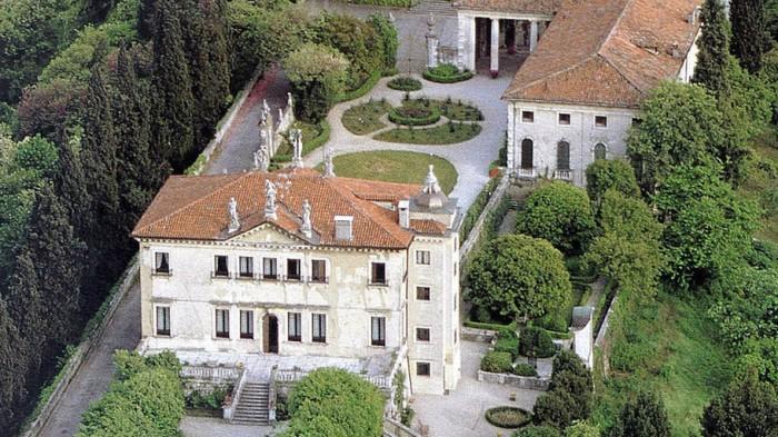 The Villa Valmarana property