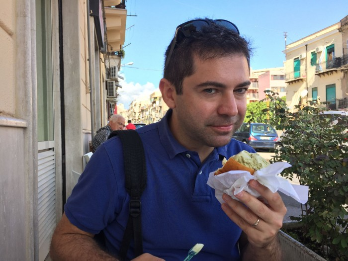 Tommaso made the self-sacrifice of eating gelato for breakfast so we could write this article.