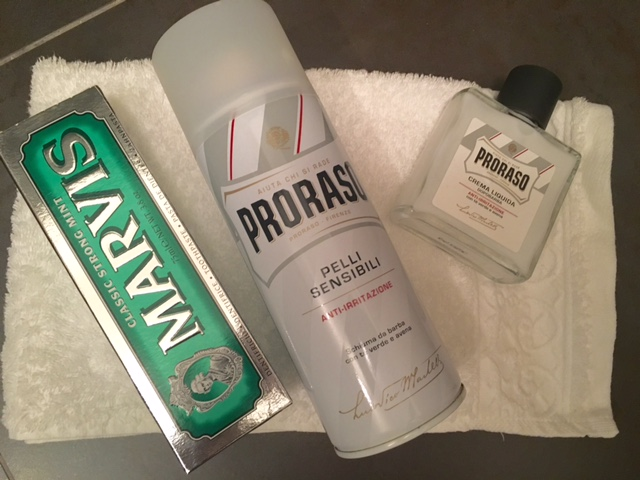 Marvis and Proraso