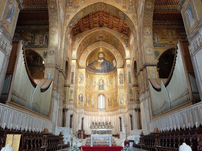 Duomo of Monreale, apse