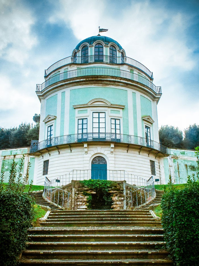 Kaffeehaus in Boboli Gardens - Photo by Flickr User Albert