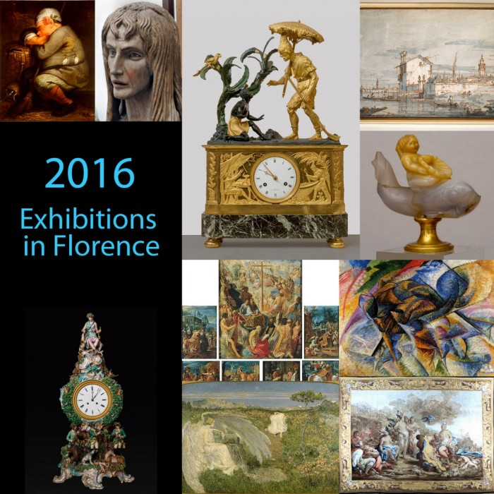 2016 Exhibitions in Florence