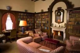 La Foce library