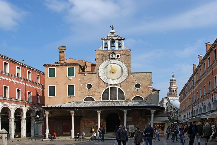 San Giacometto at Rialto | Photo wikipedia