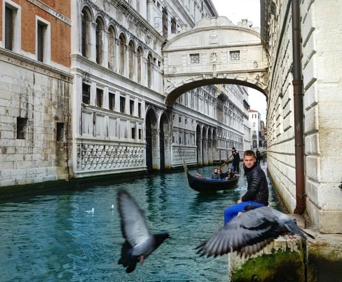 Jacob in Venice