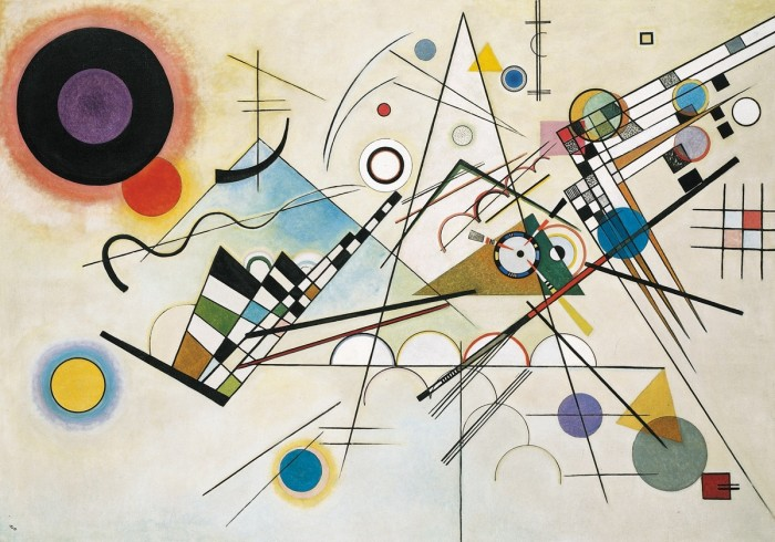 Kandinsky, composition