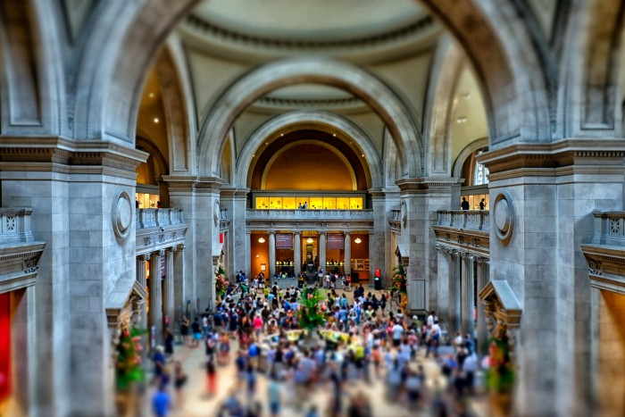 The Met | Photo by  Timothy Neesam creative commons on Flickr