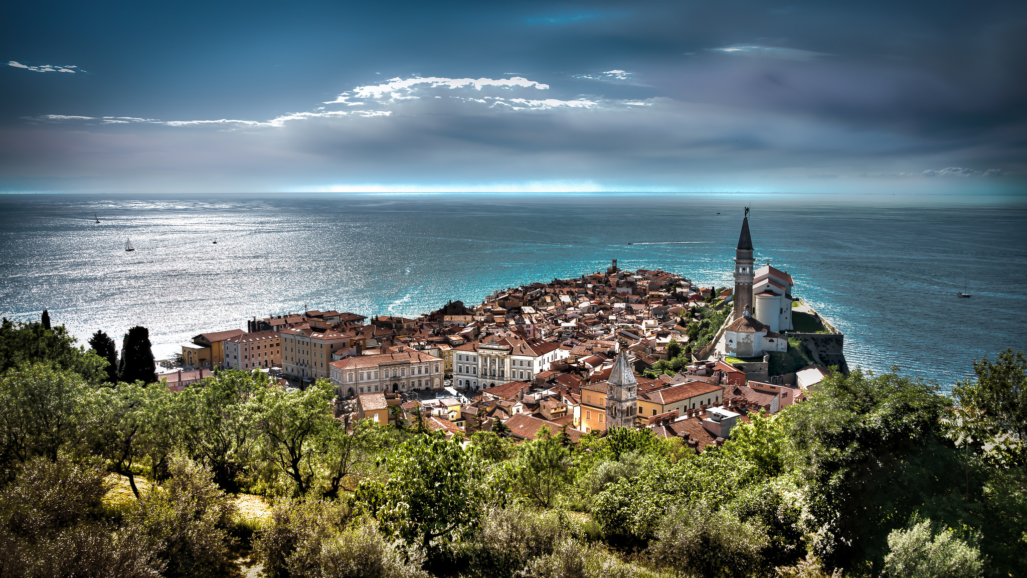 Piran, Slovenia | Photo Bernd Thaller