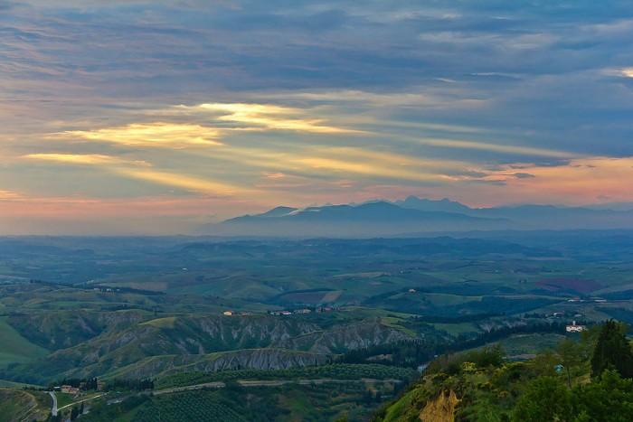 Le Balze di Volterra | Photo Wikimedia Commons