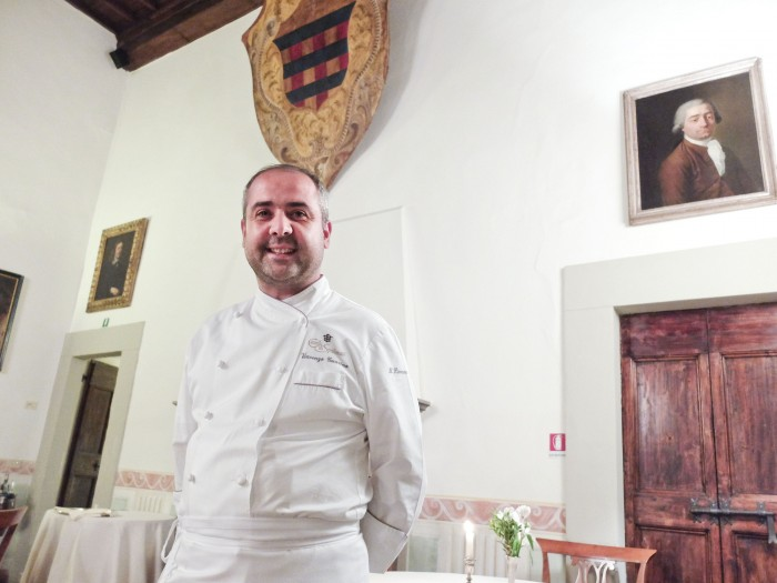 Chef Vincenzo Guarini