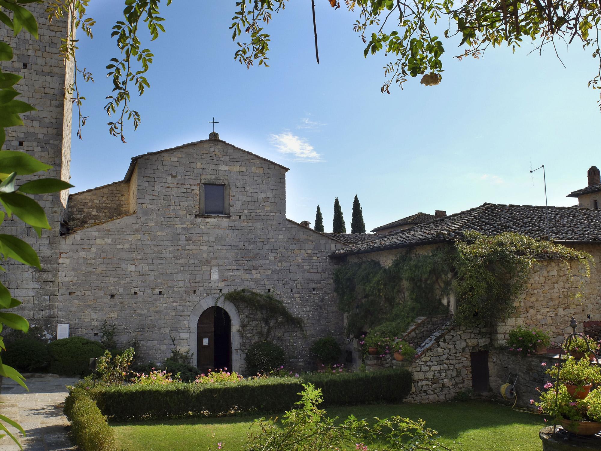 The Pieve di Spaltenna