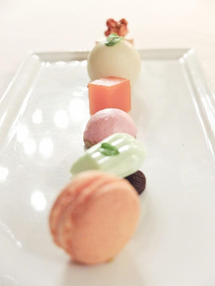 The post-dessert!