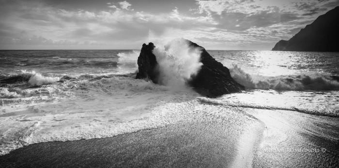 Cinque Terre in Winter: the rocca du ma passu | Photo copyright Miriam Miriam Rossignoli www.miriamrossignoli.it