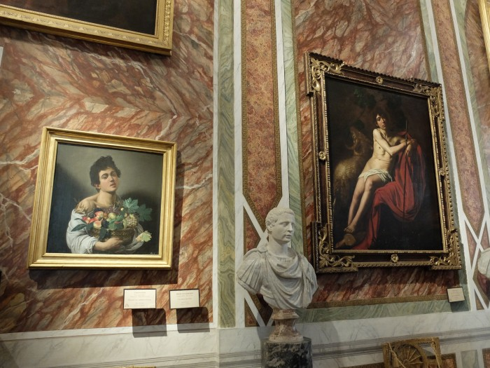 The Caravaggio Room