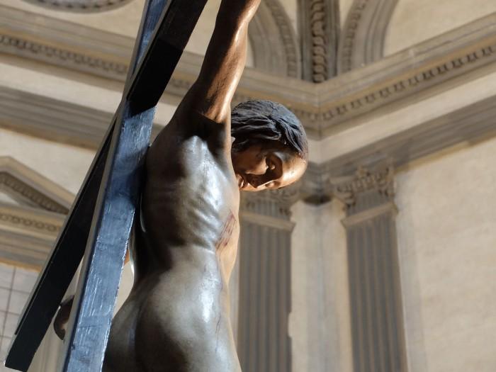 Santo Spirito Crucifix
