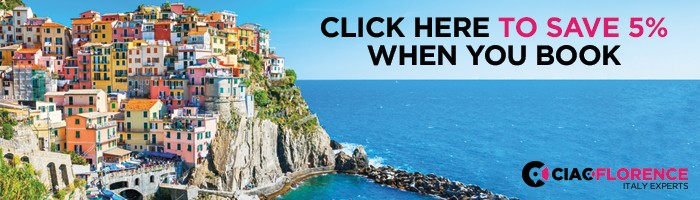 Cinque Terre from Florence tour
