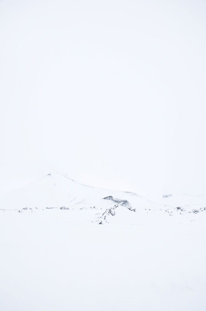 Into the great white open: Landmannalaugar