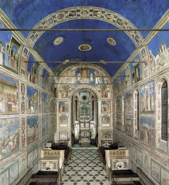 The Arena Chapel (image WGA.hu)