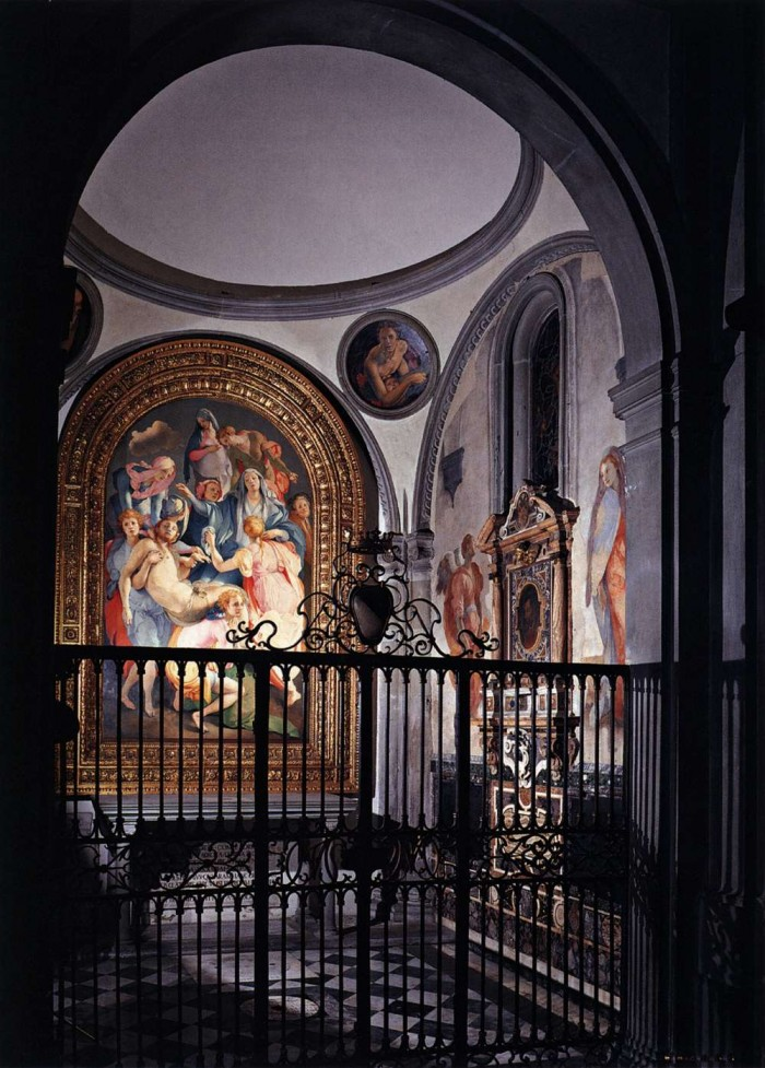 The Capponi Chapel (Photo from www.wga.hu)
