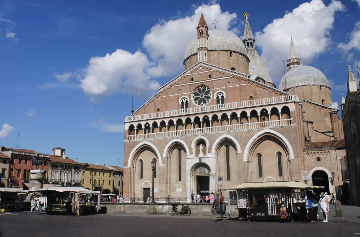 Mysterious attractions of Padua