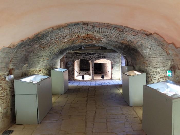 Piegaro glass museum