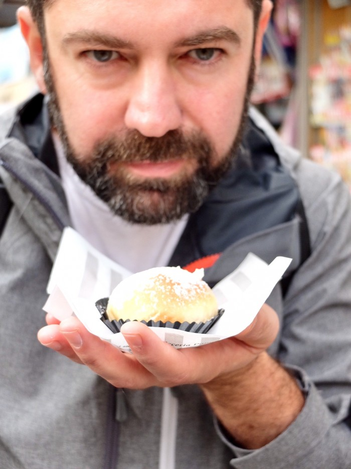 Tommaso likes desserts