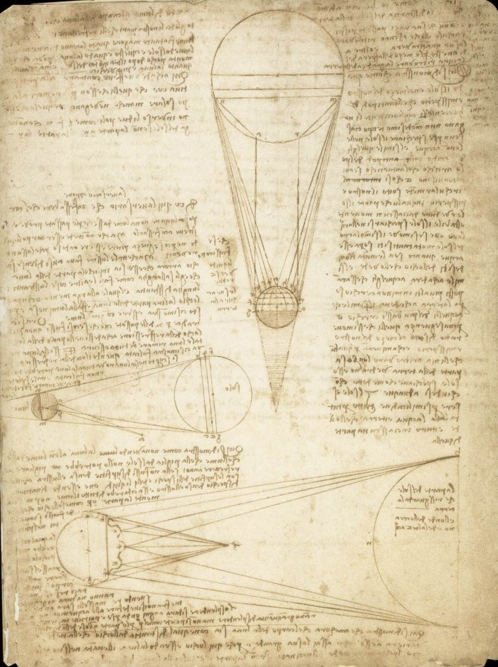 Leicester Codex, Leonardo da Vinci