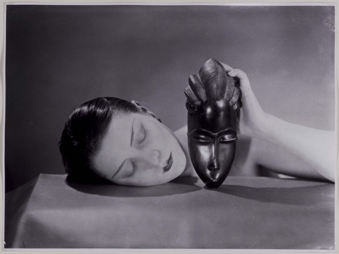 Noire et blanche, 1926 fotografia / photograph new print, 1980 © Man Ray Trust by SIAE 2018