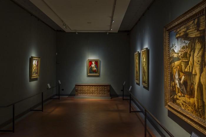 Contini Bonacossi Collection at the Uffizi