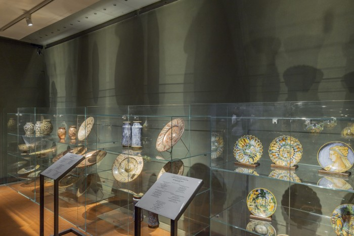 The Maiolica Room