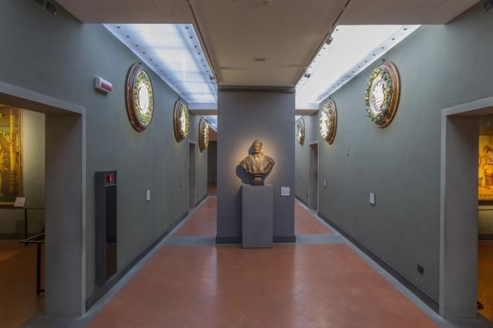 The Della Robbia Room
